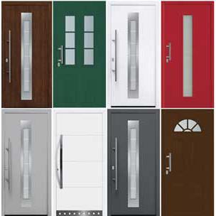Двери в коттедж Херман